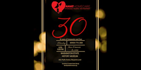 AHAT Homecare 30th Anniversary tickets