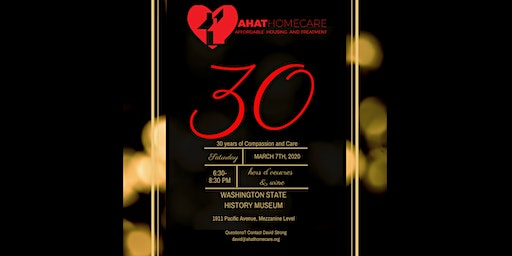 AHAT Homecare 30th Anniversary