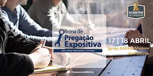 Oficina de Exposição Bíblica