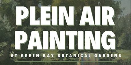 Plein Air Painting Workshop billets