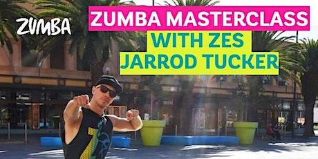 Zumba Masterclass with ZES Jarrod Tucker tickets