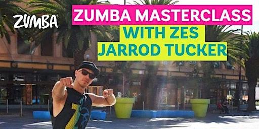 Zumba Masterclass with ZES Jarrod Tucker