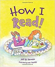 """How I Read"", Chidren's Book Signing with Jeff St. Germain tickets"