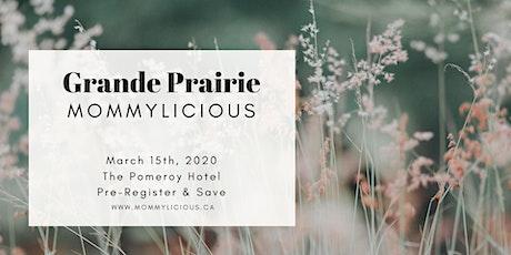Grande Prairie Mommylicious tickets