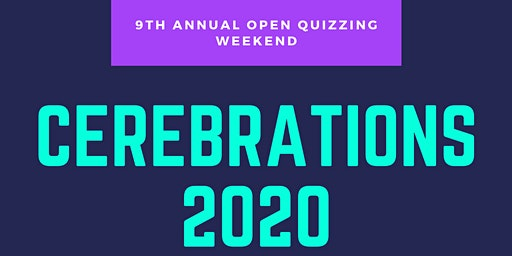 Cerebrations 2020 - A Weekend of Quizzing