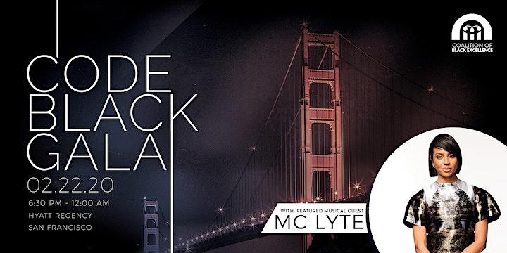 CBE Summit '20 & The 3rd Annual Code Black Gala image