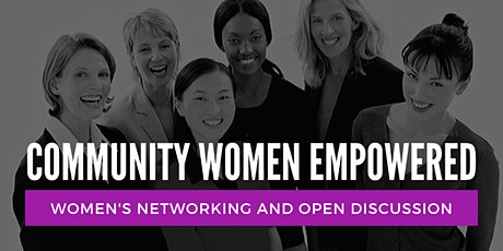 Community Women Empowered Tuesday's tickets
