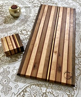 Coasters and Cutting Boards