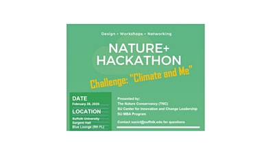 Guest Sign-Up for Nature+ Hackathon tickets
