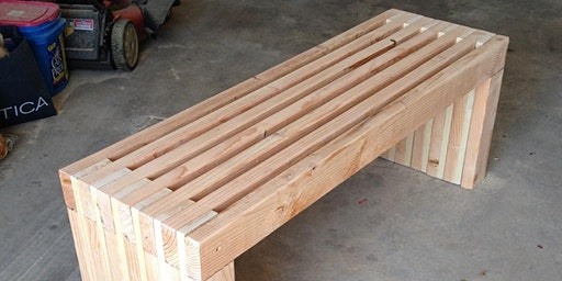 Slatted Bench Build