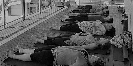 Sunday Yoga on the Deck, Lammermoor May - Sleepy Sunday Nidra tickets