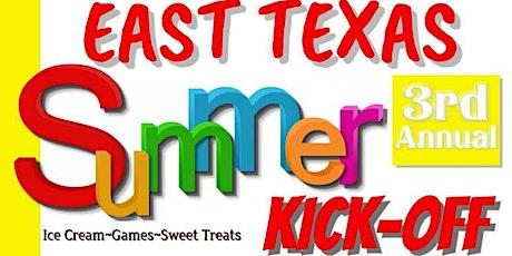 East Texas Summer Kick-Off Festival tickets