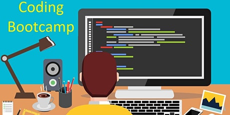 4 Weekends Coding bootcamp in Alexandria | learn c# (c sharp), .net training tickets