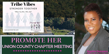 Union County Chapter Promote Her Monthly Meeting tickets