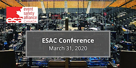 Event Safety Alliance Canada Conference 2020 tickets