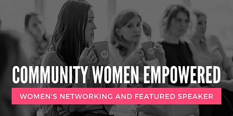 Community Women Empowered Through Learning tickets