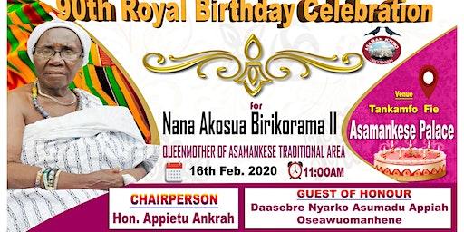 90th Royal Birthday Celebration