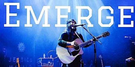 Emerge PDX Live at Strum Guitars tickets