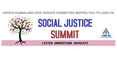 POSTPONED: HSTA Social Justice Summit 2020 tickets
