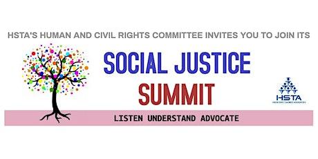 HSTA Social Justice Summit 2020 tickets