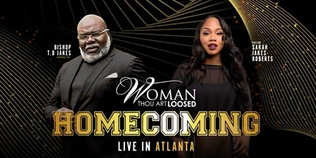 "Woman Thou Art Loosed ""Homecoming"" Grand Finale (WTAL 2020) tickets"