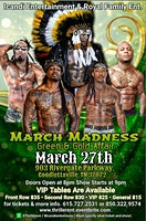 March Madness Green & Gold Affair