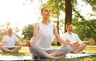Creating Calm Stillness Meditation Workshop