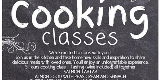 Cooking Class 2.0