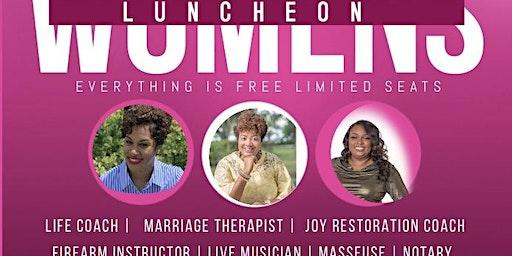 Women's Day Luncheon