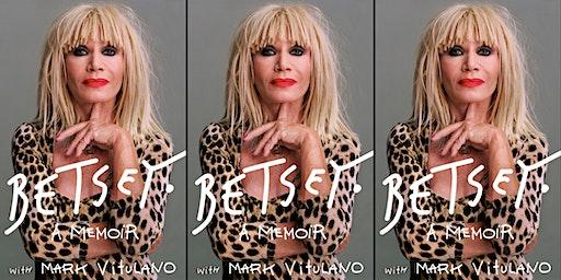 Betsey Johnson: Meet & Greet 4/10