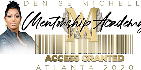 Mentorship Academy Atlanta 2020 tickets