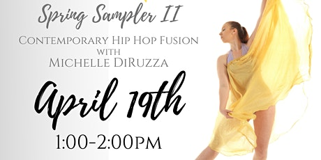 FREE Drop-In Dance Class tickets
