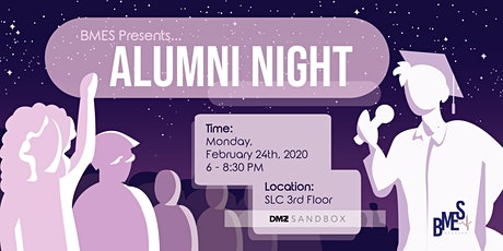 BMES Alumni Night tickets