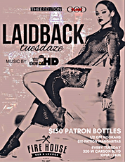 LAIDBACK TUESDAZE tickets