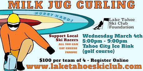 Milk Jug Curling tickets
