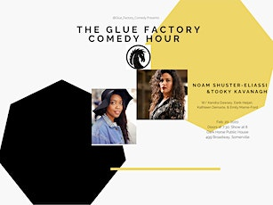Glue Factory Comedy Hour tickets
