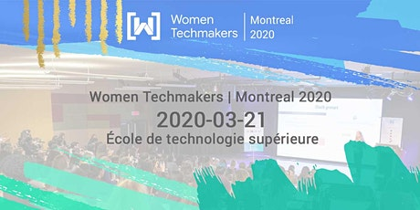 Women Techmakers Montreal IWD 2020 tickets