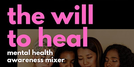 The Will to Heal tickets