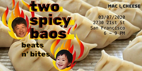 Dinner Party with twospicybaos tickets