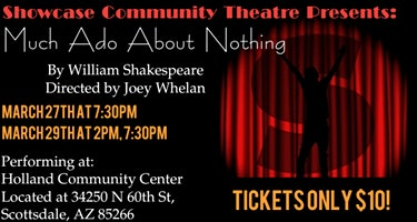 Showcase Presents: Much Ado About Nothing