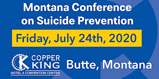 2020 Montana Conference on Suicide Prevention