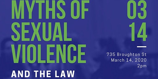 Myths of Sexual Violence & The Law
