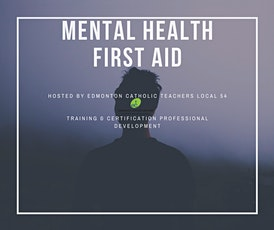 Mental Health First Aid Certification for Teachers tickets