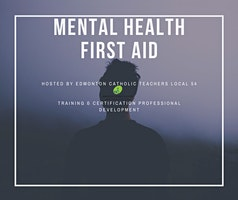 Mental Health First Aid Certification for Teachers