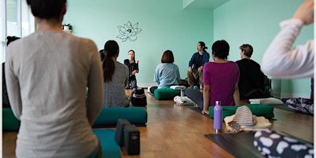 Mindful movement & Body Mechanics tickets