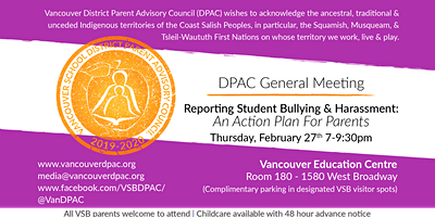 Reporting Student Bullying and Harassment: An Action Plan for Parents