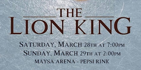 Magic City Figure Skating Club Presents the Lion King! tickets