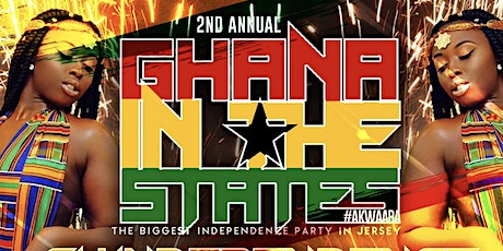 GHANA IN THE STATES: ANADWO Y3 D3 tickets