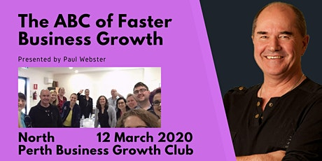 The ABC of Faster Business Growth tickets