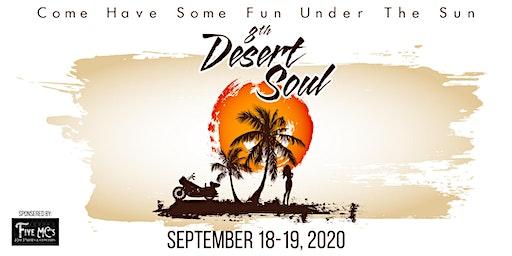 8TH DESERT SOUL